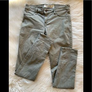 Abercrombie and Fitch Skinny Pants